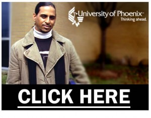 university of phoenix distance learning